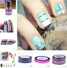 Striping Nail Tape by Boolavard