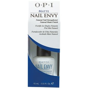 OPI Matte Nail Envy Nail Strengthener 15 ml