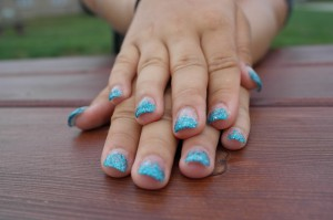 Summer Gel Nails