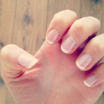 Classic French Tips and French Manicure Design