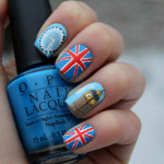 British Cute Nail Designs