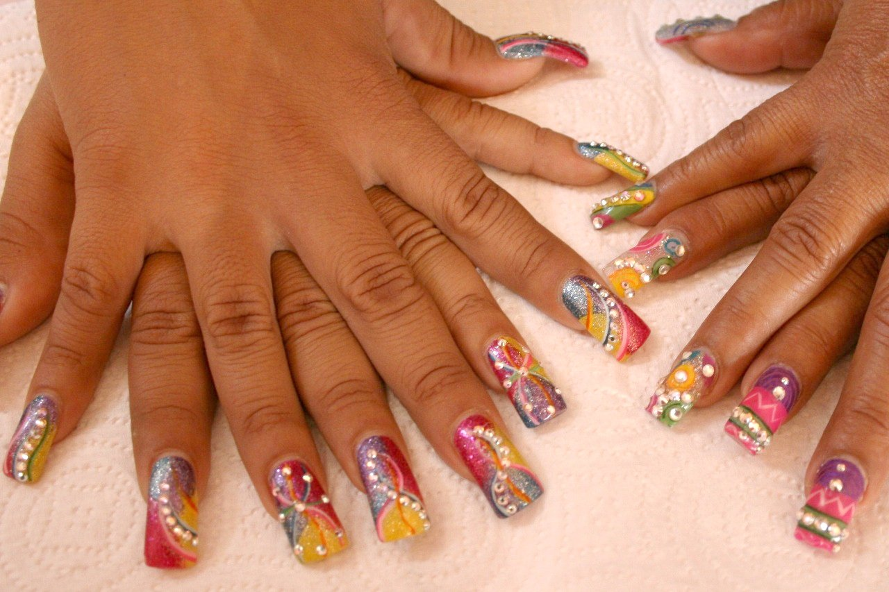 step-by-step-nail-designs-fingernails