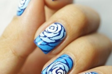 Freehand nail art designs Archives - Nail Designs For You