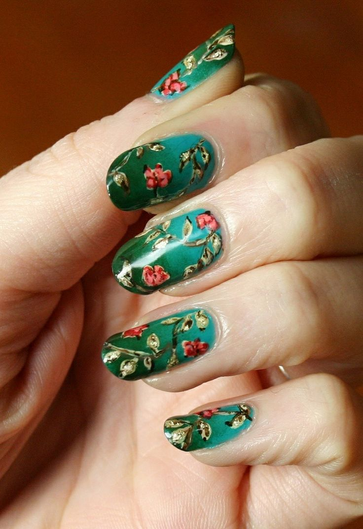 Freehand Nail Art Designs - Page 5 of 5