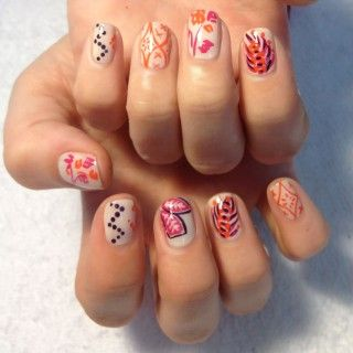 Freehand Nail Art Designs - Page 4 of 5