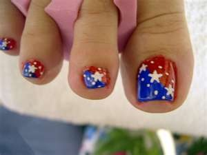 Easy and Cute Toe Nail Designs - Nail Designs For You