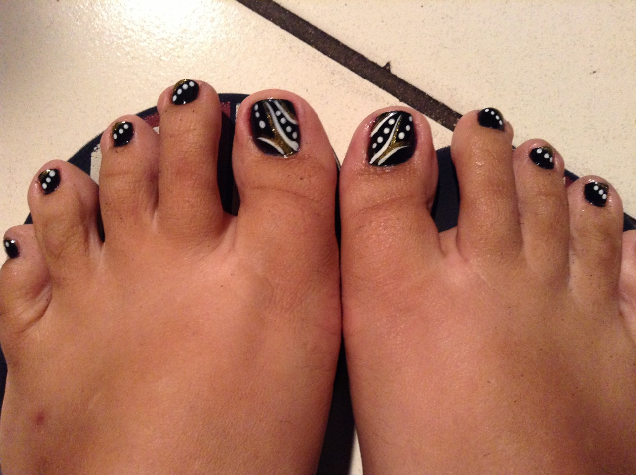 30 Amazing Cute Toe Nail Designs - Page 2 of 5 - Nail Designs For You