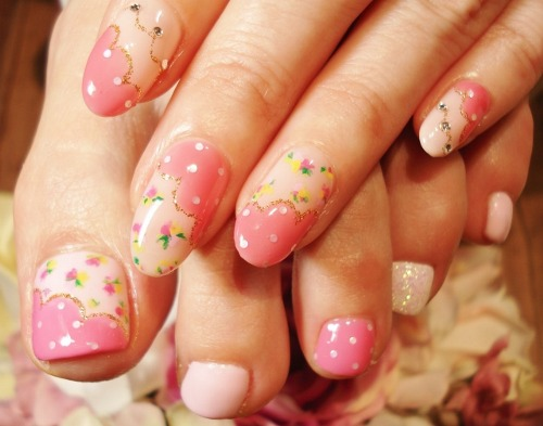 sweetie-mode.tumblr.com - 30 Amazing Cute Toe Nail Designs - Nail Designs For You
