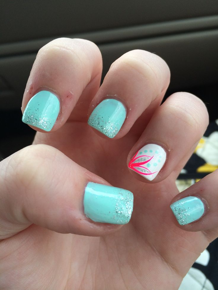 30 Cute Acrylic Nail Designs