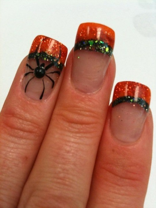 Halloween Nail Art: 25 Spooky Ideas - Page 3 of 5 - Nail Designs For You