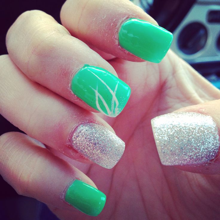 30 cute acrylic nail designs page 4 of 5 nail designs for you prinsesfo Image collections