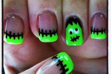 Cute Halloween Nail Art Archives Nail Designs For You