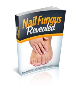 nail fungus revealed cover