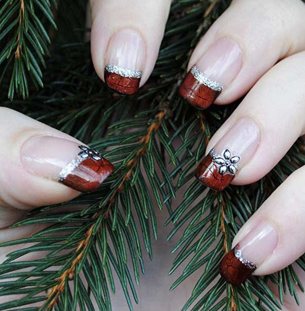Cute Christmas Nail Design Nail Designs For You