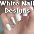 White Nail Designs Small