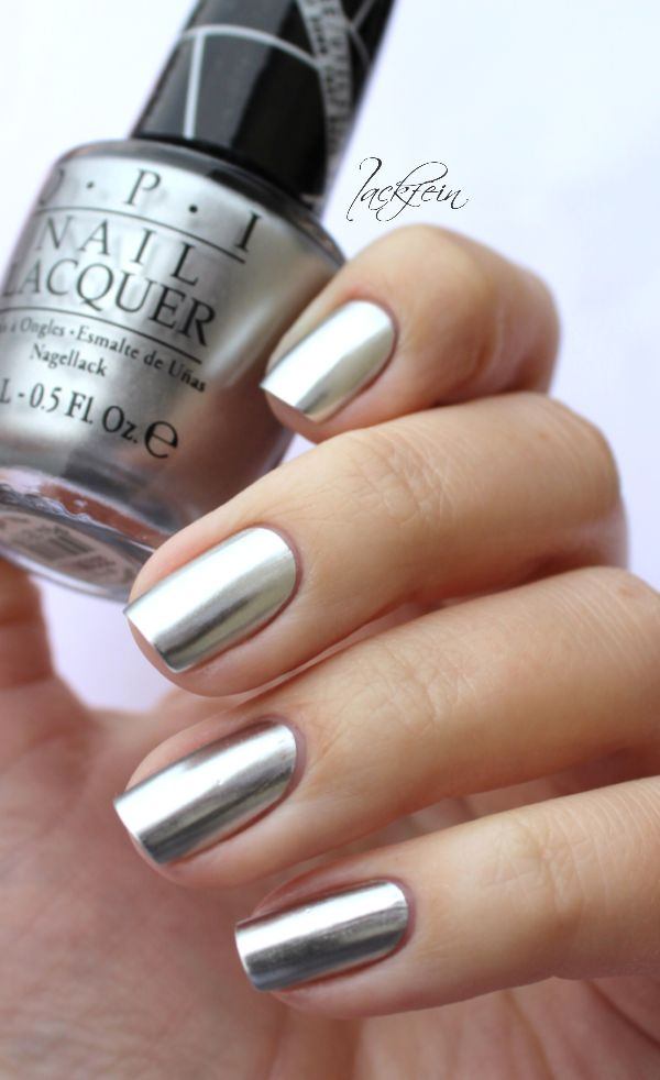 OPI Push and Shove Nails - Nail Designs For You