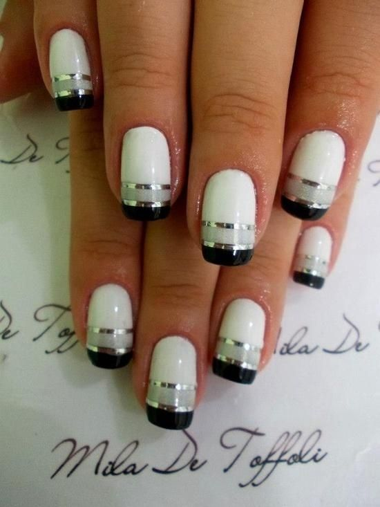 28 classy nail designs page 3 of 4 nail designs for you classy nail designs 24 prinsesfo Gallery